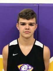 Branton Payne, Hagerstown High School boys basketball