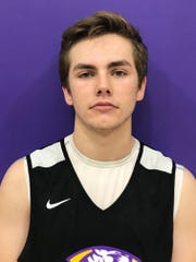 Trent Weiss, Hagerstown High School boys basketball