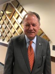 NJSIAA Executive Director Steve Timko announced his