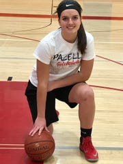 Morgan Kuckkahn has a lot of reasons to be smiling as Pacelli is off to an 8-2 start this season. The Cardinals haven't won more than six games in a season since 2012-13.