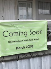 Fishersville Lunch Box and Farm Market, a new deli