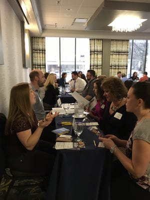 Speed Networking for a Cause 2018 will take place at Holiday Inn Binghamton Downtown.