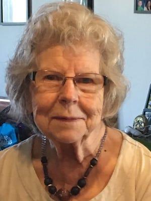 Almeda Courtney, 83