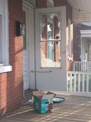 Police responded to a shots fired call in the 2900 block of Tatnall Street in Wilmington on Easter Sunday.