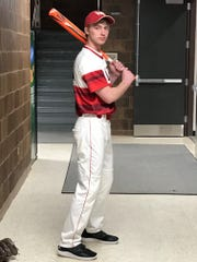 Wisconsin Rapids senior Caleb Krommenakker received second-team all-Wisconsin Valley Conference honors for the Raiders as an outfielder. He also was one of the top pitchers in the Valley.