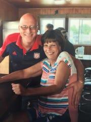 Donna Barker's friend Rick Koritkowski was her favorite bartender at Binghamton's House of Reardon.