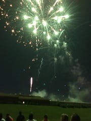 The annual Colerain Fourth of July Spectacular may