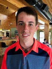 Justin Brackenridge of Fairbanks