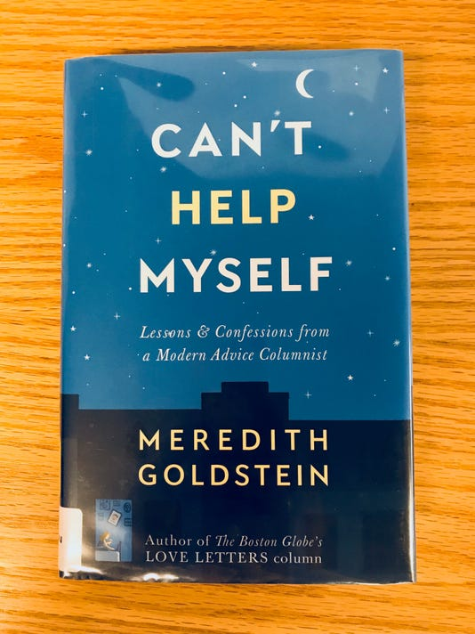 Can't Help Myself by Meredith Goldstein