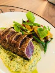 Salad 'Nicoise' Saddle River Cafe style