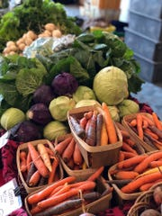 West Windsor Community Farmers' Market.