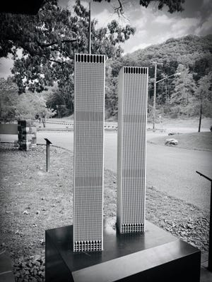 Today marks the 19th anniversary of the terrorist attacks carried out against the United States. Today, and every day, we remember those who lost their lives to the senseless violence at the World Trade Center in New York City, the Pentagon, and those aboard Flight 93. Pictured here is the memorial located at Red Run Park in Rouzerville. JOHN IRWIN/ THE RECORD HERALD