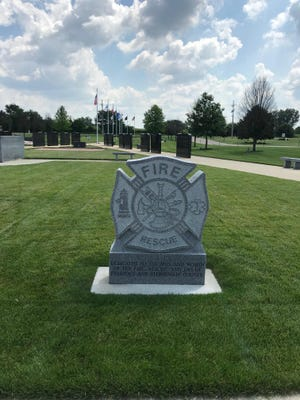 The Fire and Rescue Memorial. [PHOTO PROVIDED