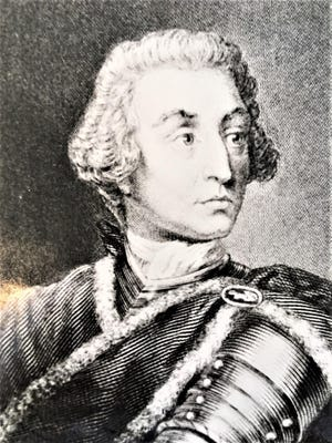 Gen. James Oglethorpe ordered the drawing of plans for the future city of Augusta on this date in 1736.