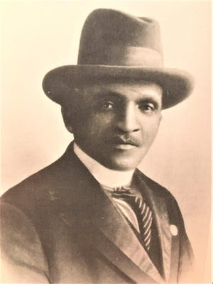 The Rev. C.T. Walker was known for his preaching.