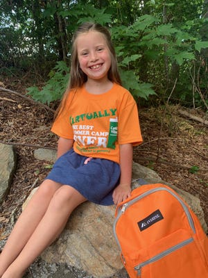 A dozen campers participated in Carolina Village's annual summer camp, which was virtual this year.