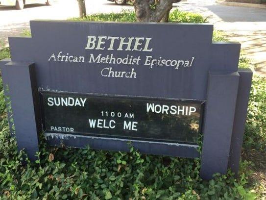 Bethel African Methodist Episcopal Church, Indianapolis'