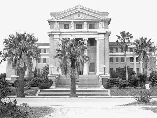 1914 Nueces County Courthouse