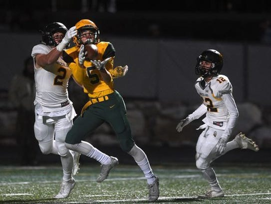 Bishop Manogue rolled over Galena last week and is