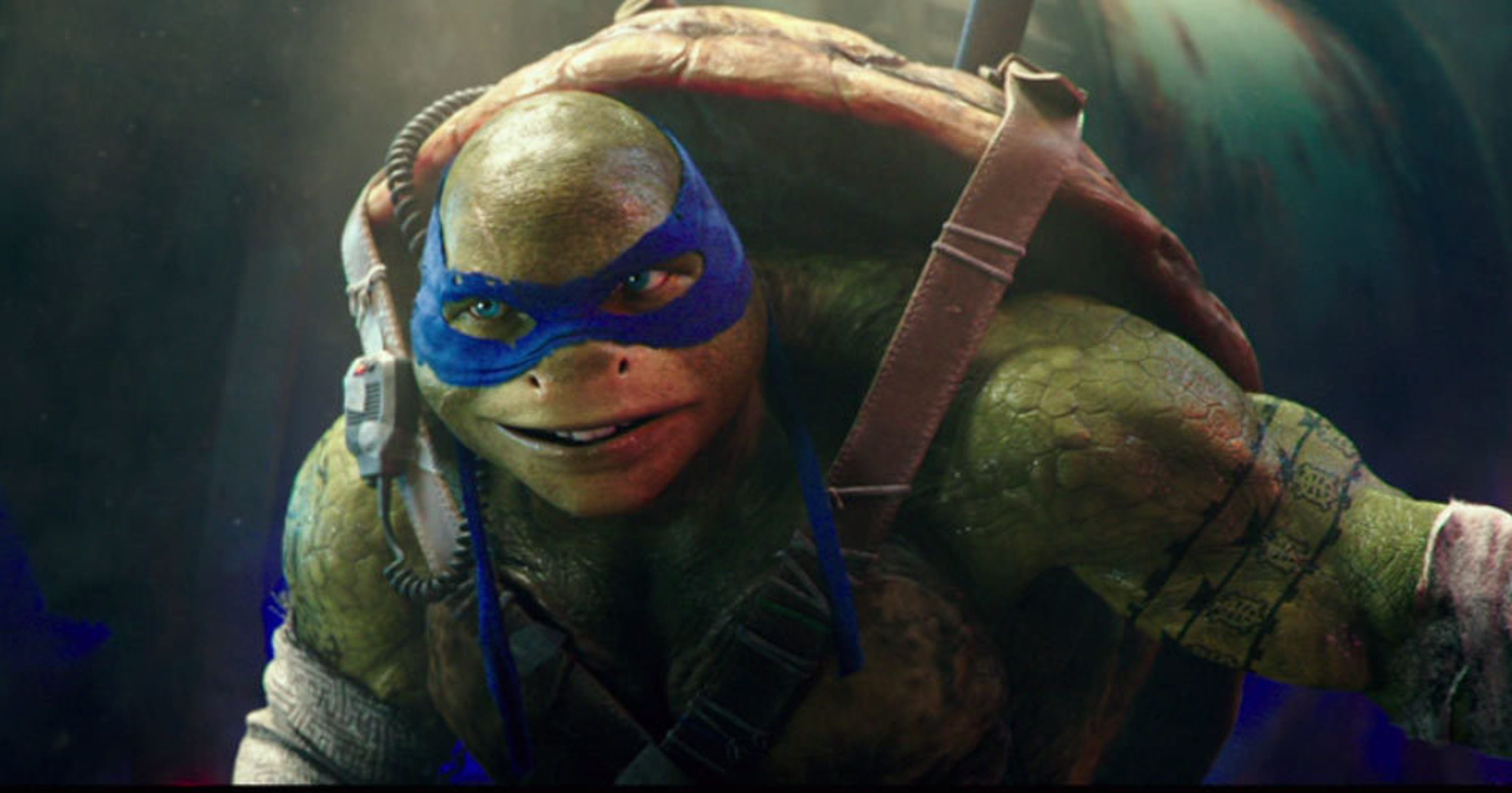 Movie capsules: 'Ninja Turtles'