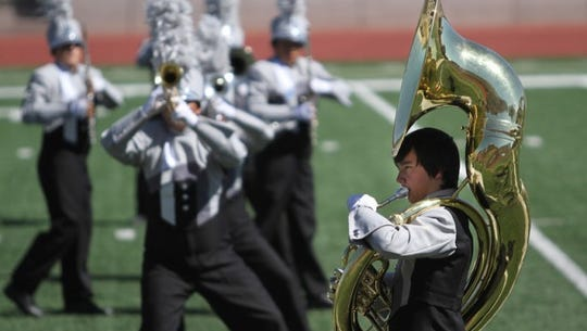 Marching band - for ONLINE only