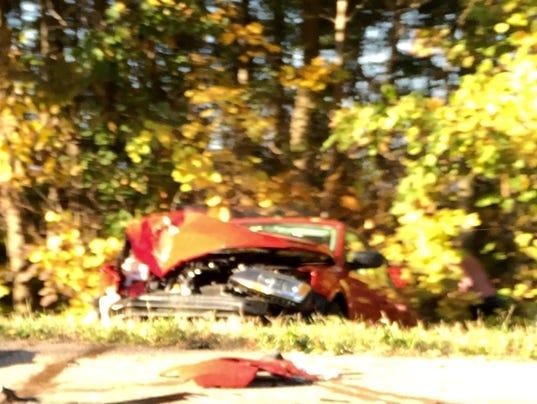 Monday Oct  Car Accident