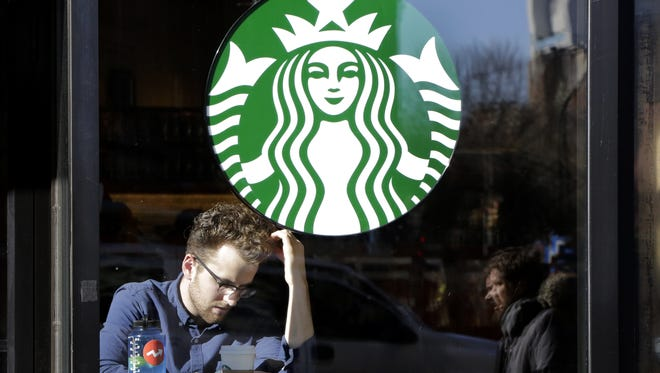 Starbucks is set to open 500 stores in China this year. The country could eventually surpass the U.S. as the coffee company's biggest market