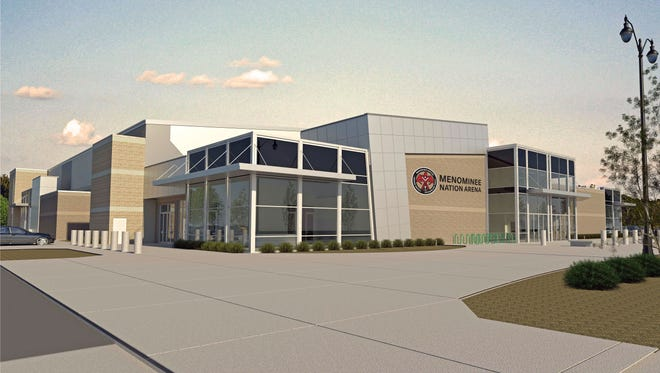 The Menominee tribe has bought the naming rights for the arena being built in Oshkosh for the Wisconsin Herd, the G League affiliate of the Milwaukee Bucks.