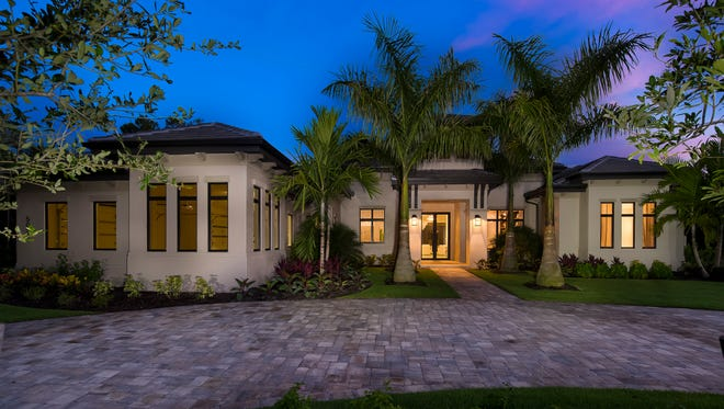 The Atherton model by Stock Custom Homes in Quail West has been sold.