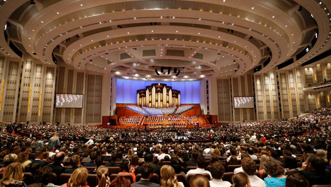 """Home- and visiting-teaching programs will be replaced with """"ministering,"""" LDS Church President Russell M. Nelson announced April 1, 2018."""