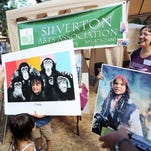 Music, food and art in many forms are on display during the SIlverton Fine Arts Festival in Coolidge-McClaine Park.