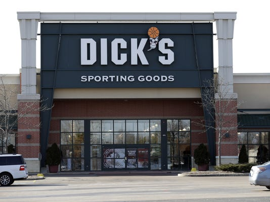 Dicks Rifle Sales