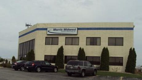 A building on Milwaukee's far northwest side will be the new home for Diamond Discs International Inc.
