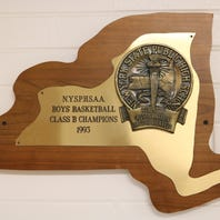 Kevin Stevens column: Remembering Norwich's perfect basketball season
