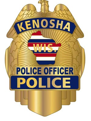 Kenosha Police Department badge