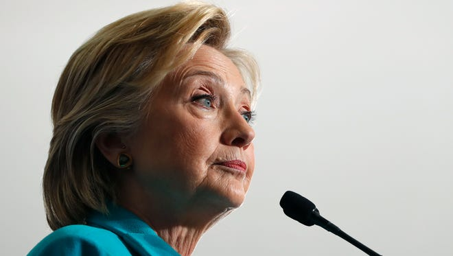 A reader suggests Democratic presidential candidate Hillary Clinton and her backers look to the candidates failings when it comes to questions surrounding the Clinton Foundation.