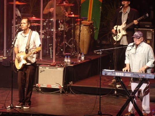 The Beach Boys at BU