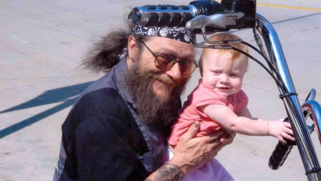 Michael L. Funk died in the police shooting at Eagle Nation Cycles in December 2015.