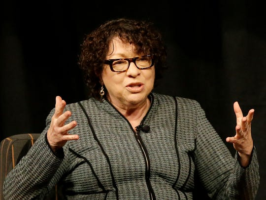 Supreme Court Justice Sonia Sotomayor wrote the dissent