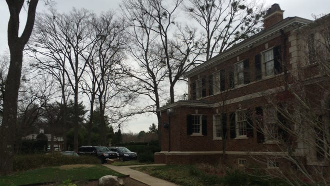 The Governor's Mansion, The Tennessee Residence.