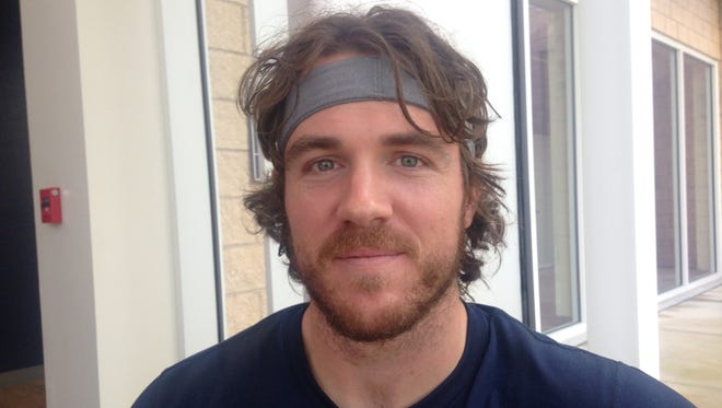 Joe Benson, who turns 28 on March 5, returns to the Minnesota Twins, who drafted him out of high school in 2006.
