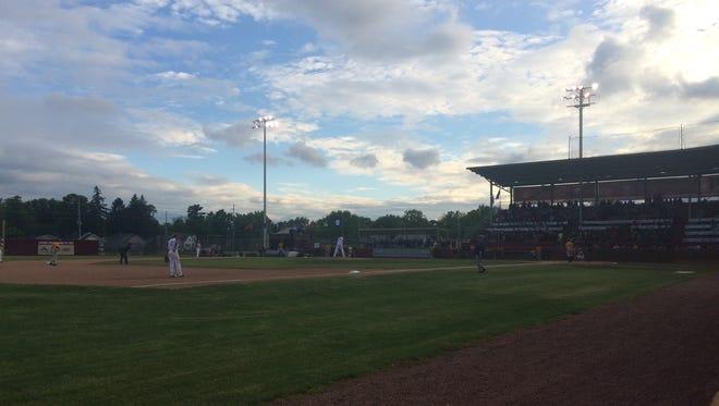 Wisconsin Rapids Rafters baseball