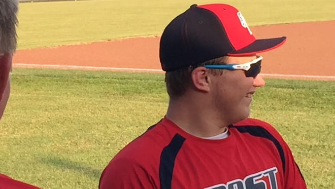 Cole Druckenmiller is a flexible ballplayer for Fremont Ross and Oak Harbor American Legion.