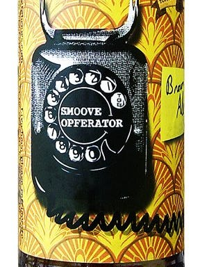 Smoove Opferator, from Toppling Goliath Brewing Co., in Decorah, Iowa, is 5.5% ABV.