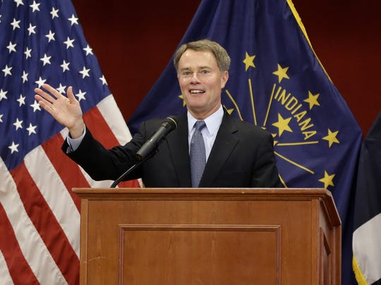 Mayor Joe Hogsett delivers his first State of the City