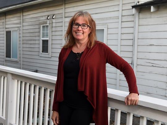 Carina Black, executive director of the Northern Nevada