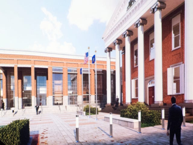 Franklin County courthouse project: What tax dollars