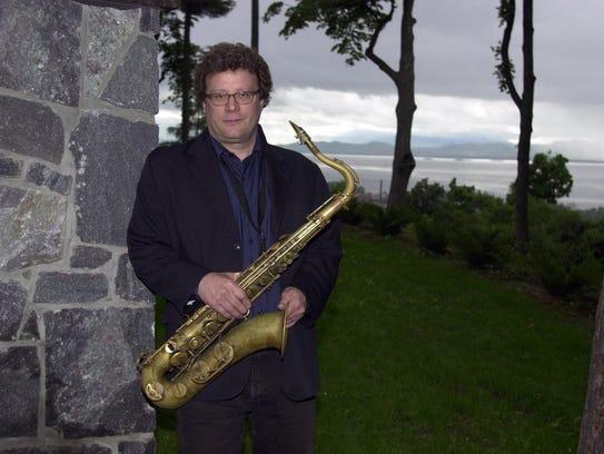 University of Vermont jazz-studies professor Alexander