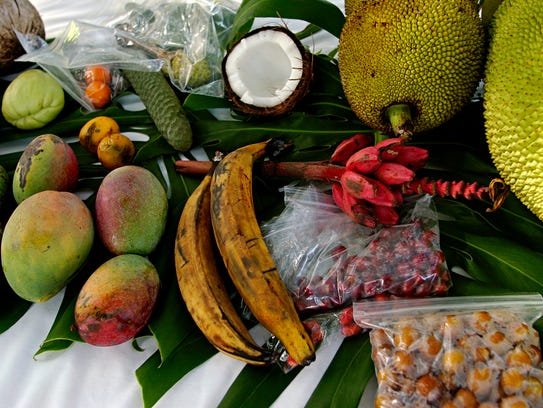 Taste tropical fruits and learn how to choose the right