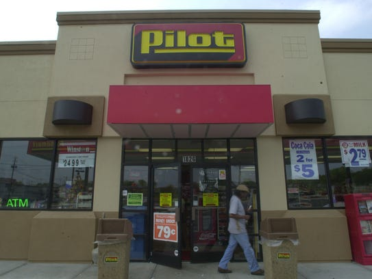 FILE -- A Pilot store in Knoxville.  Saul Young / News Sentinel
